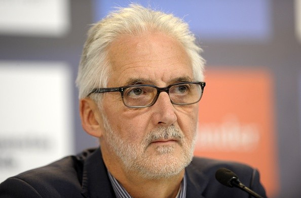 Brian Cookson has expressed concerns about plans to shift Tokyo 2020 cycling events ©AFP/Getty Images