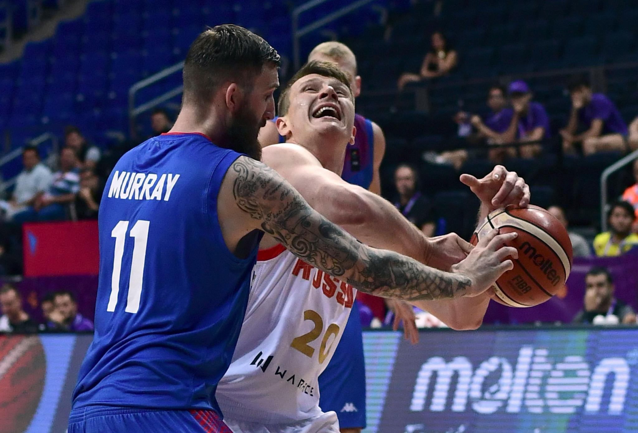 Scotland announce Gold Coast 2018 basketball team