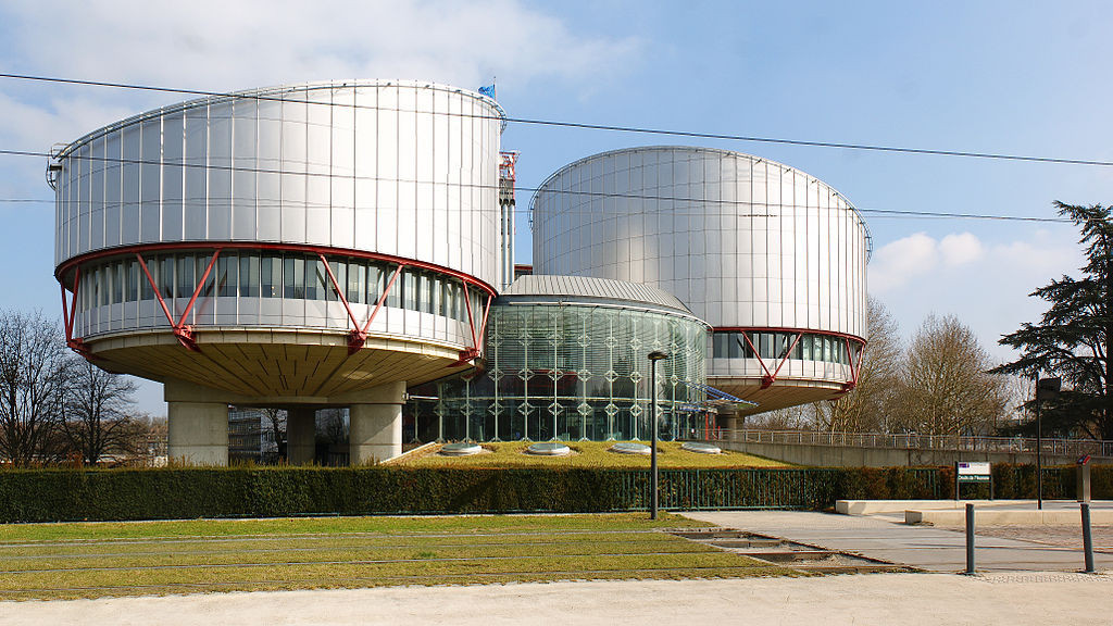 A decision has been made by the European Court of Human Rights ©ECHR