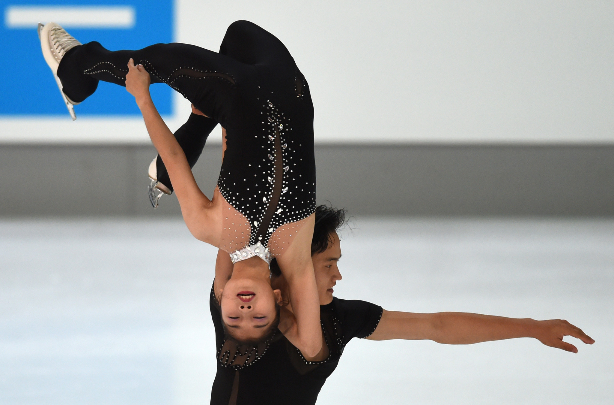 North Korea's Ryom Tae-Ok and Kim Ju-Sik are expected to compete in figure skating at Pyeongchang 2018 ©Getty Images