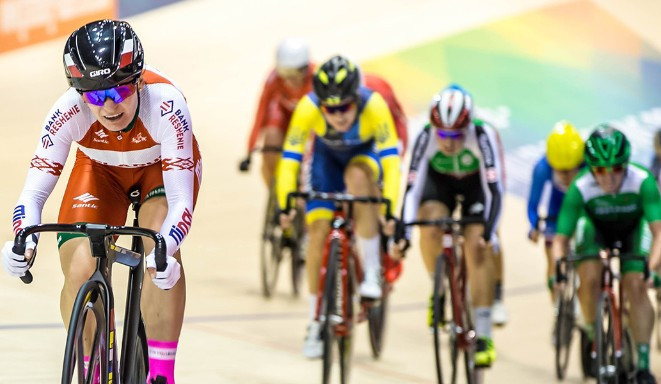 UCI Track Cycling World Cup season set to reach finale in Minsk