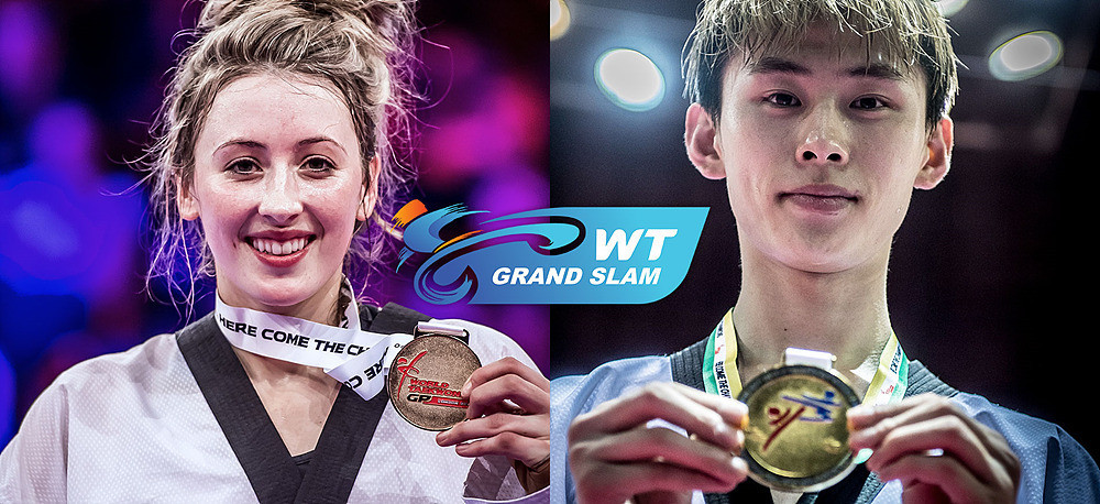 Jones and Kim leading contenders as World Taekwondo Grand Slam Champions Series resumes