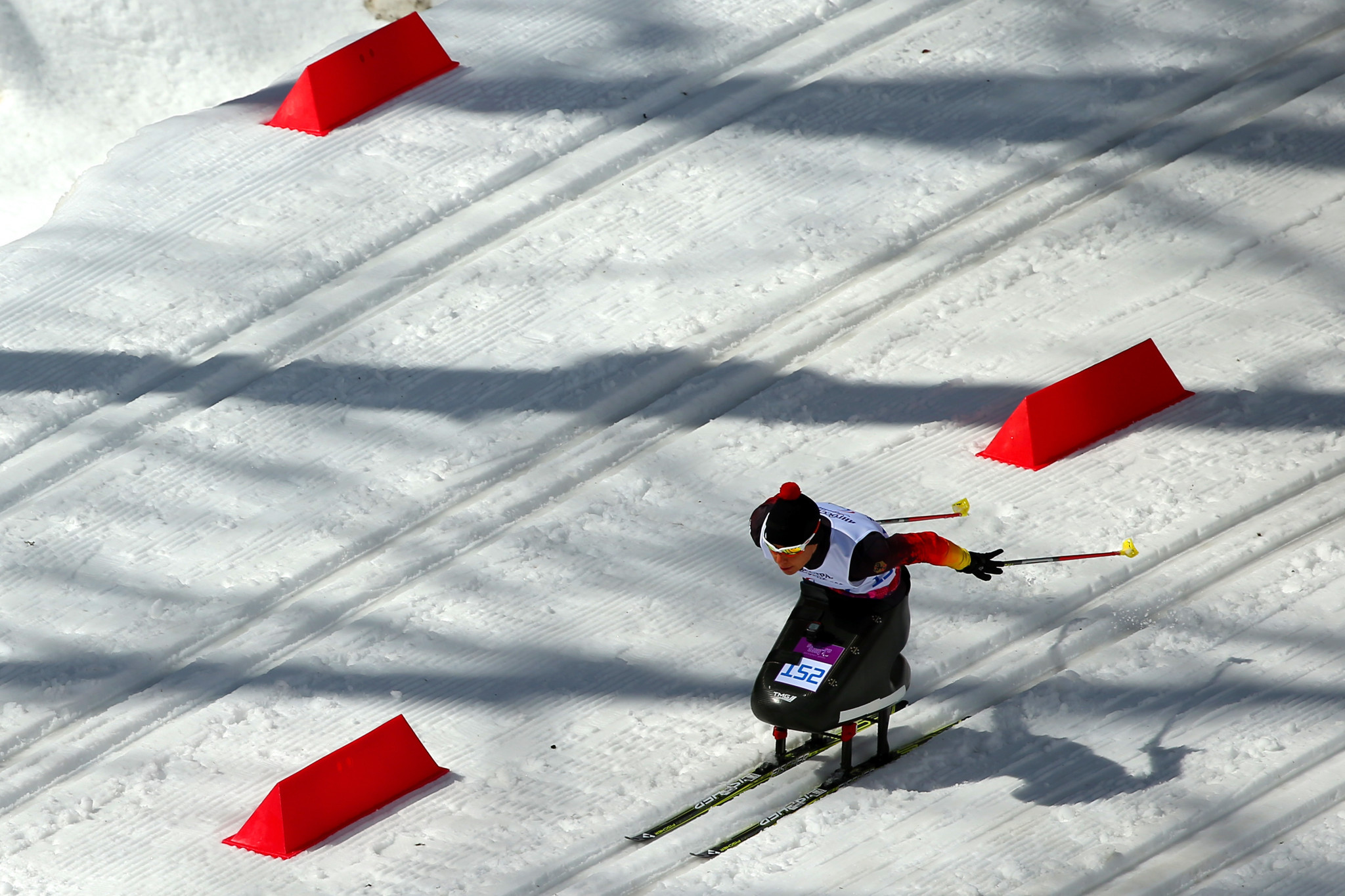 Andrea Eskau has represented Germany in both the Winter and Summer Paralympics ©Getty Images