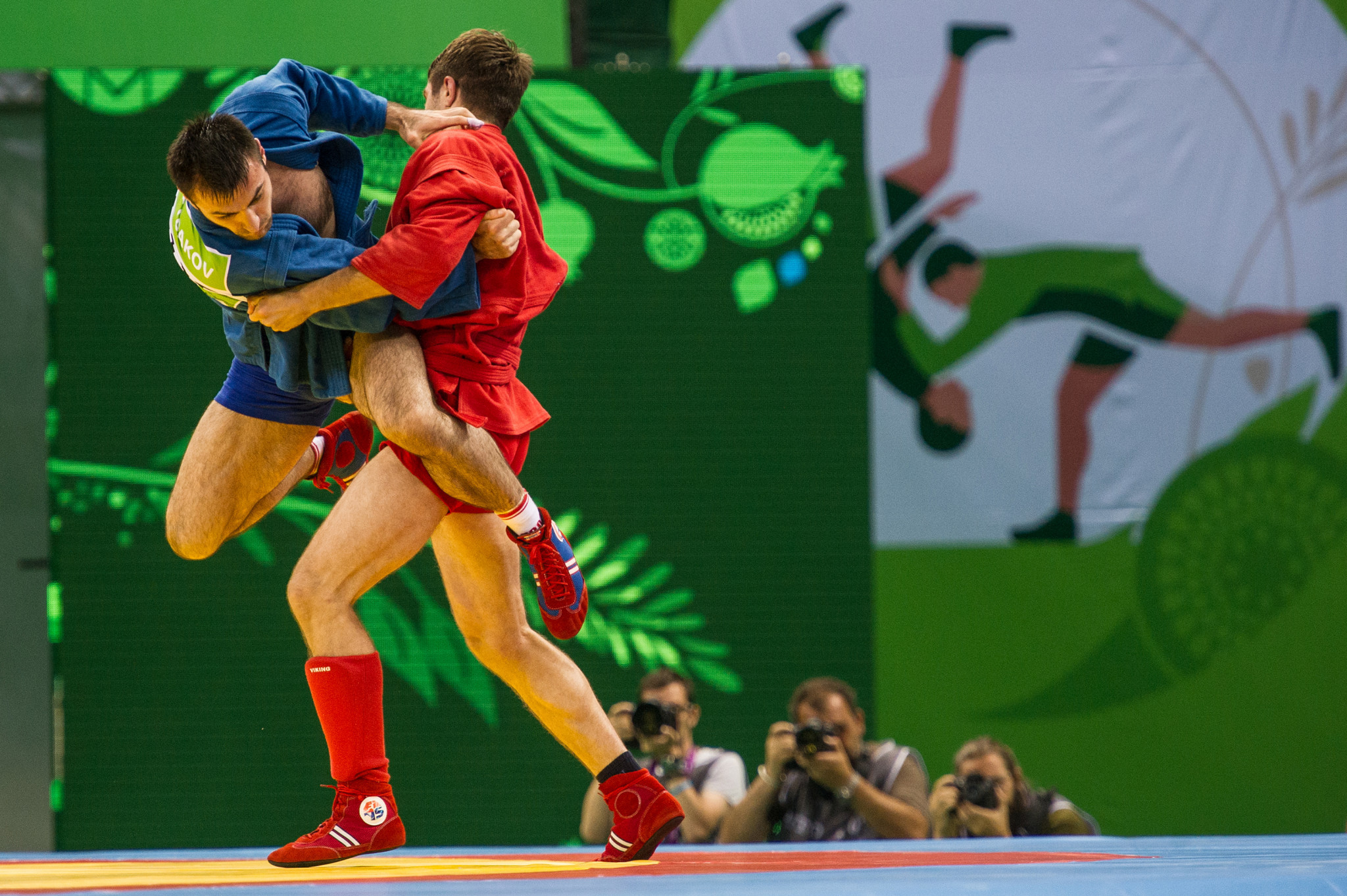 International Sambo Federation confirm rules for nationality switches