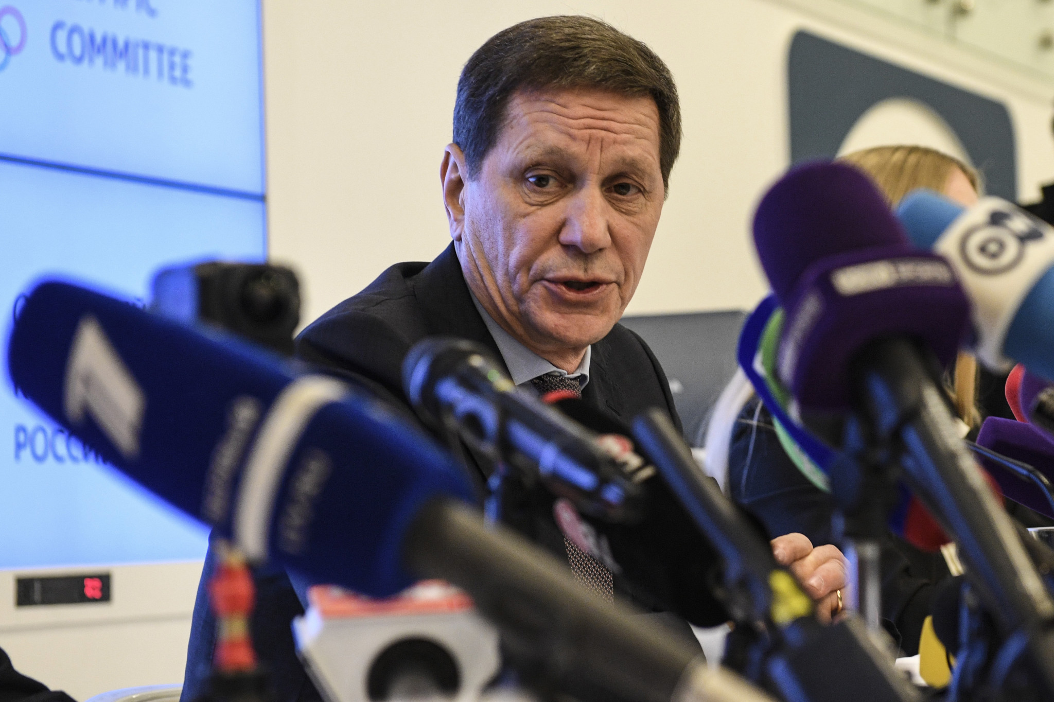 The iNADO have warned the Russian Olympic Committee under its President Alexander Zhukov should not be reinstated as quickly as the IOC hope, which could be as early as the Closing Ceremony of Pyeongchang 2018 ©Getty Images