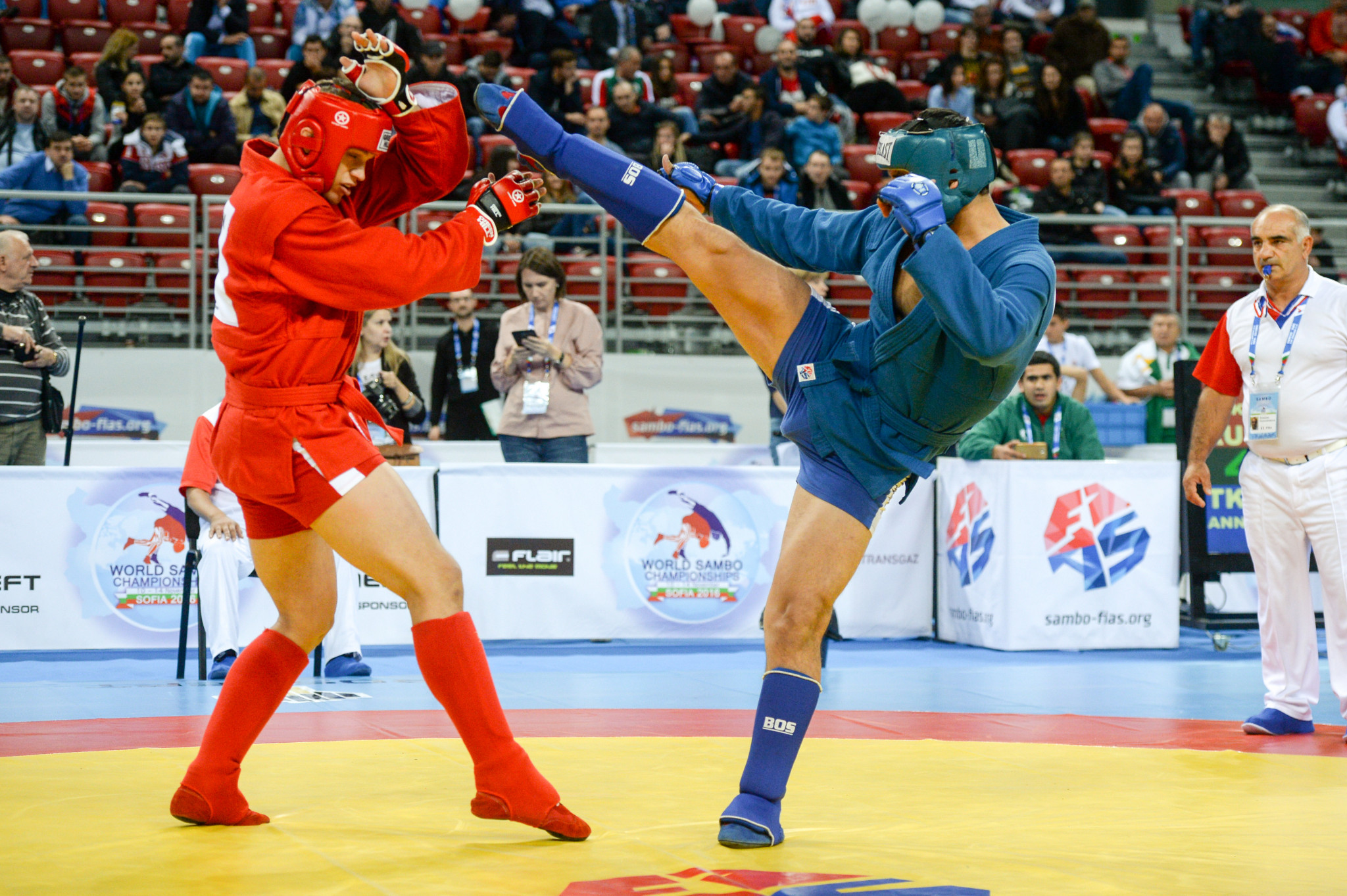 What is Sambo Features of martial art 20