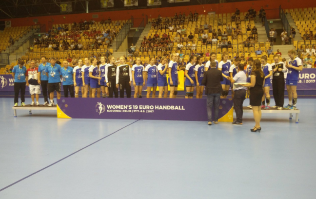 Russia had initially finished second in the tournament ©EHF