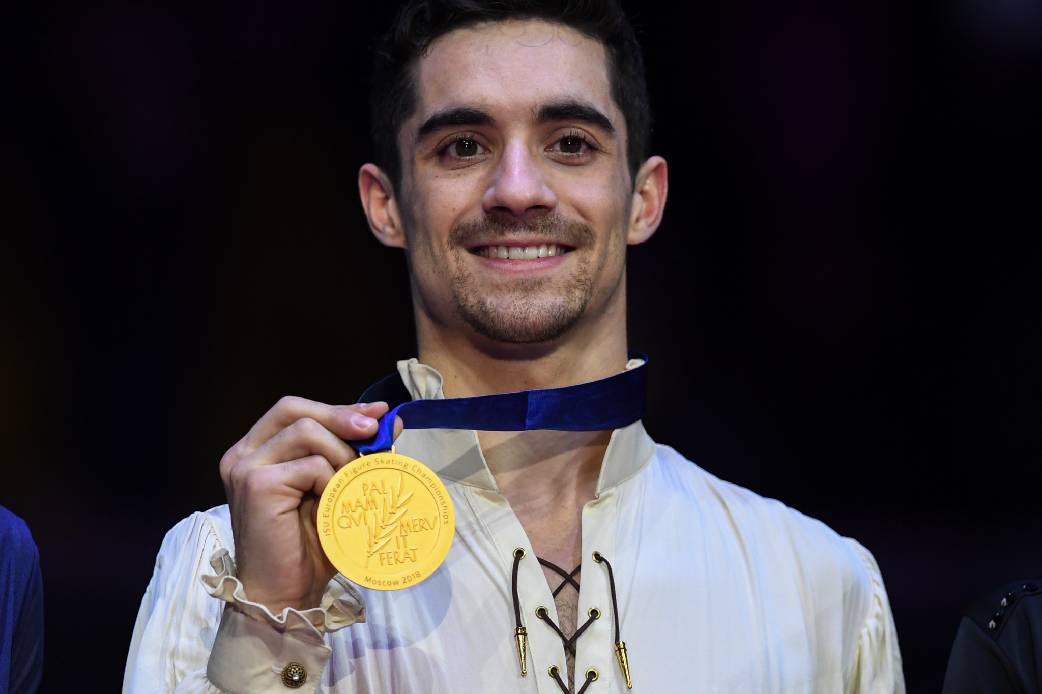 Fernandez clinches sixth successive European Figure Skating Championship title