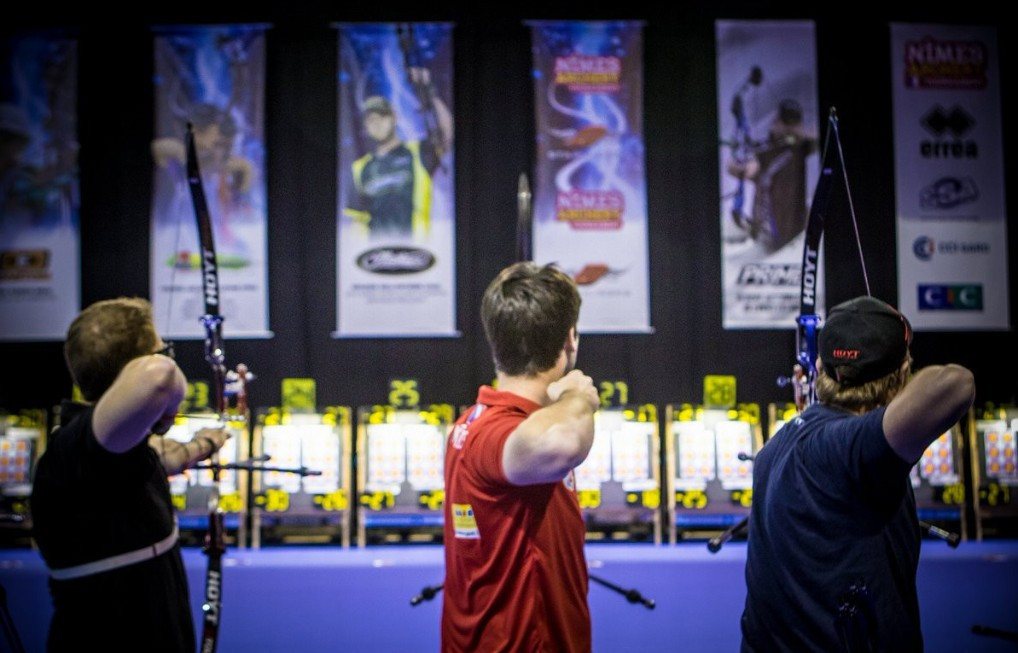 Americans inseparable at Indoor Archery World Cup qualifying