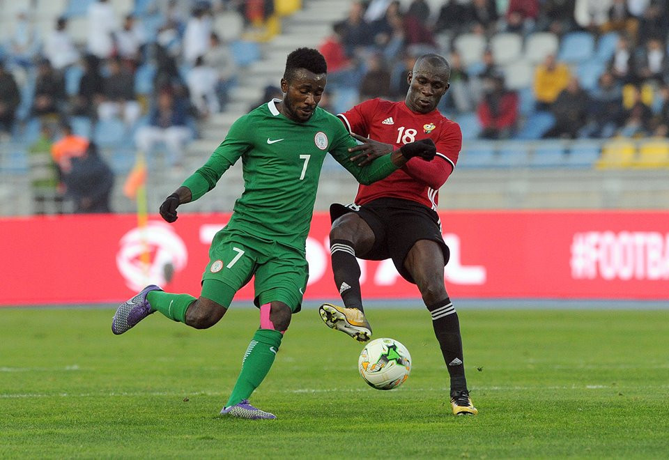 CHAN 2018: Super Eagles secure first win