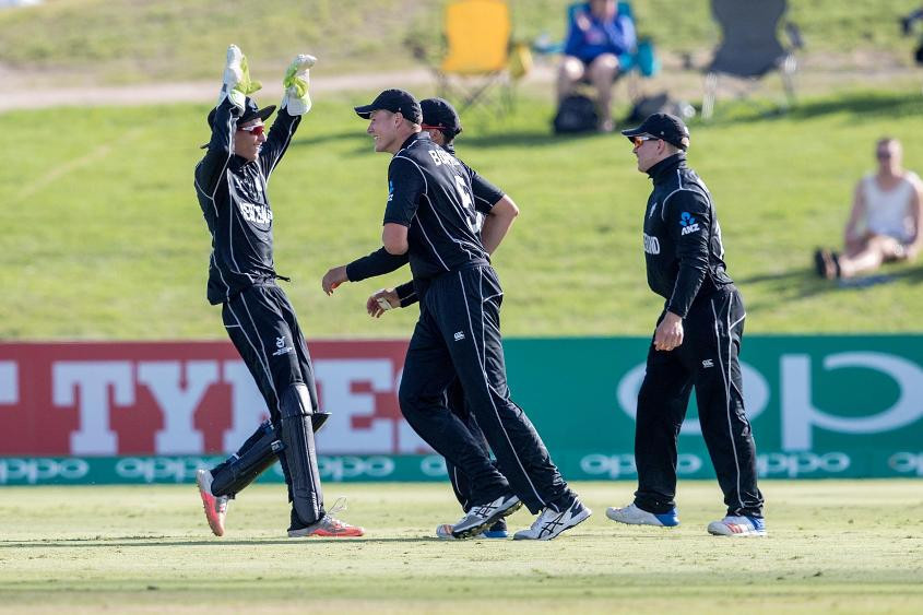 New Zealand Under-19 set records, make 436 in ODI