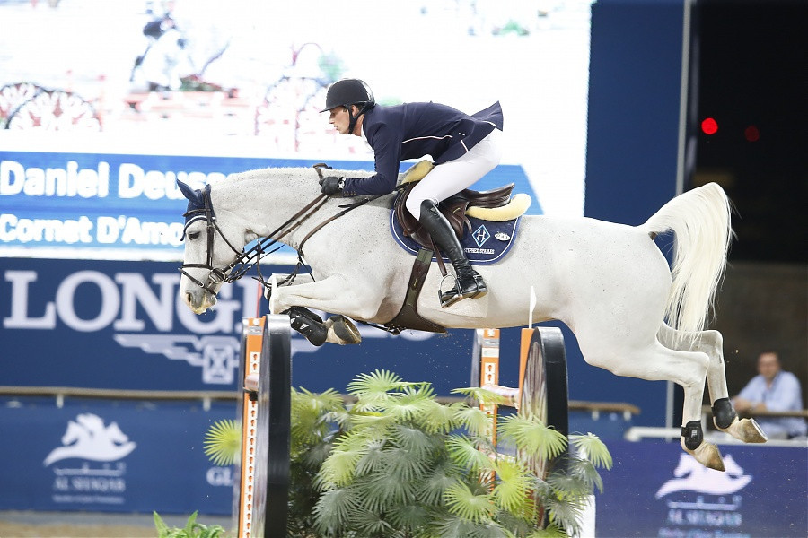 German riders favourites on home soil for FEI World Cup Jumping event
