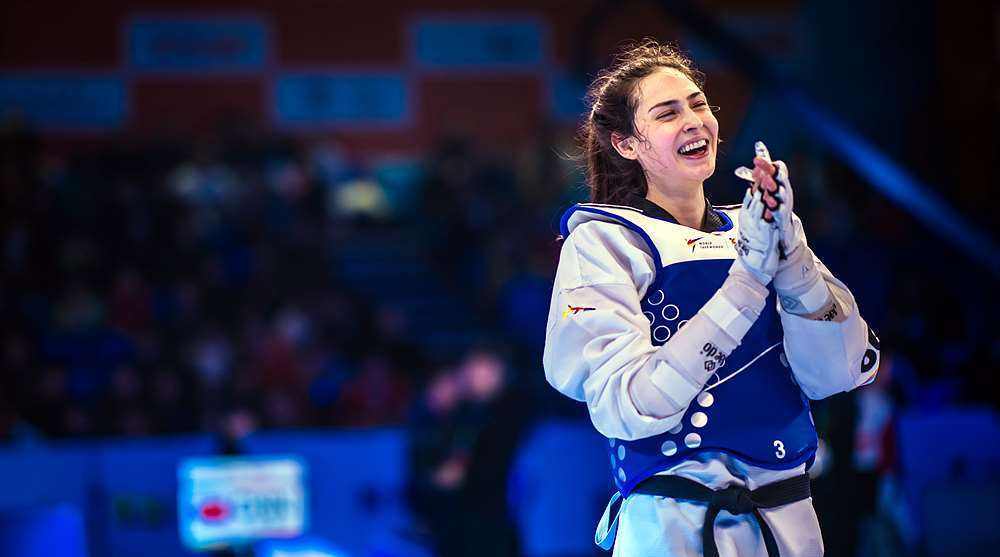 Shock win for Turkey on final day of World Taekwondo Grand Slam Champions Series
