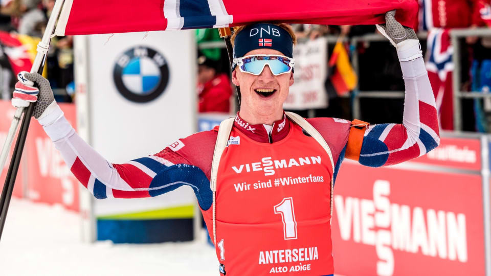 """Perfect race"" earns Bø second gold in IBU World Cup at Antholz"