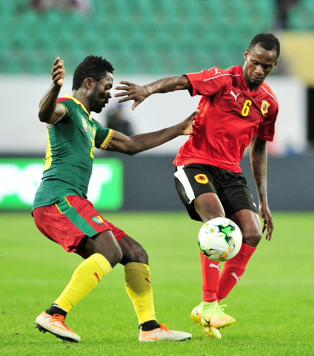Angola confirm place in knockout round at African Nations Championship