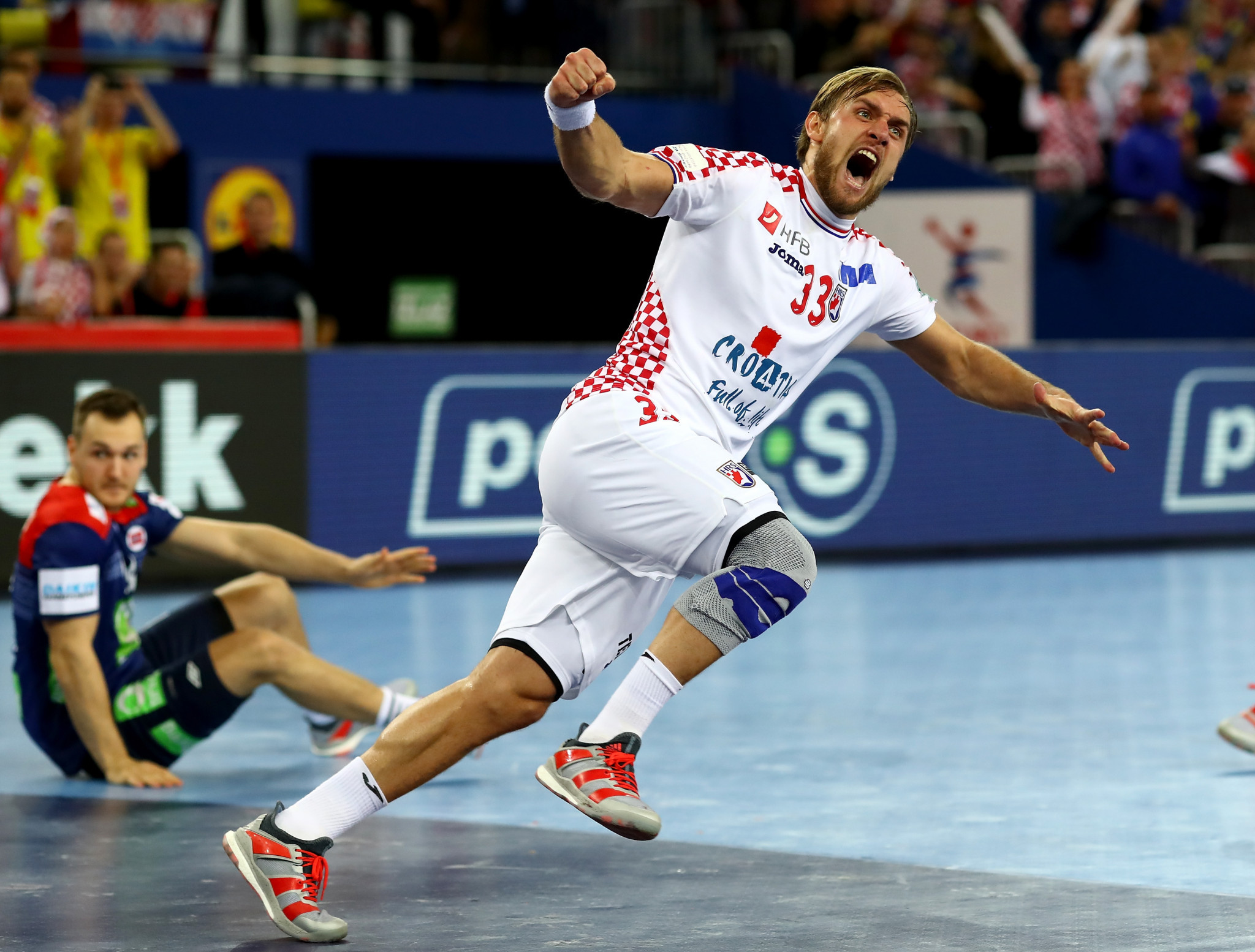 Hosts continue good form at 2018 European Men's Handball Championship