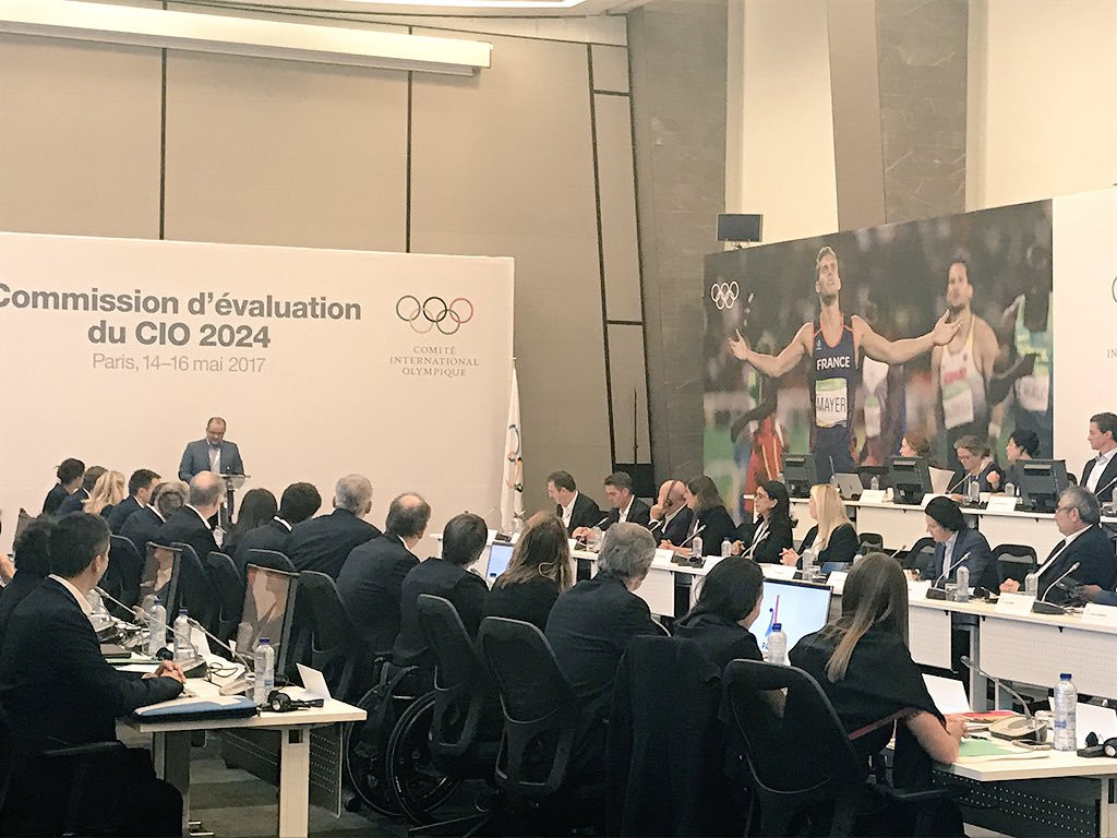 Paris 2024 transport plan already in doubt after fears