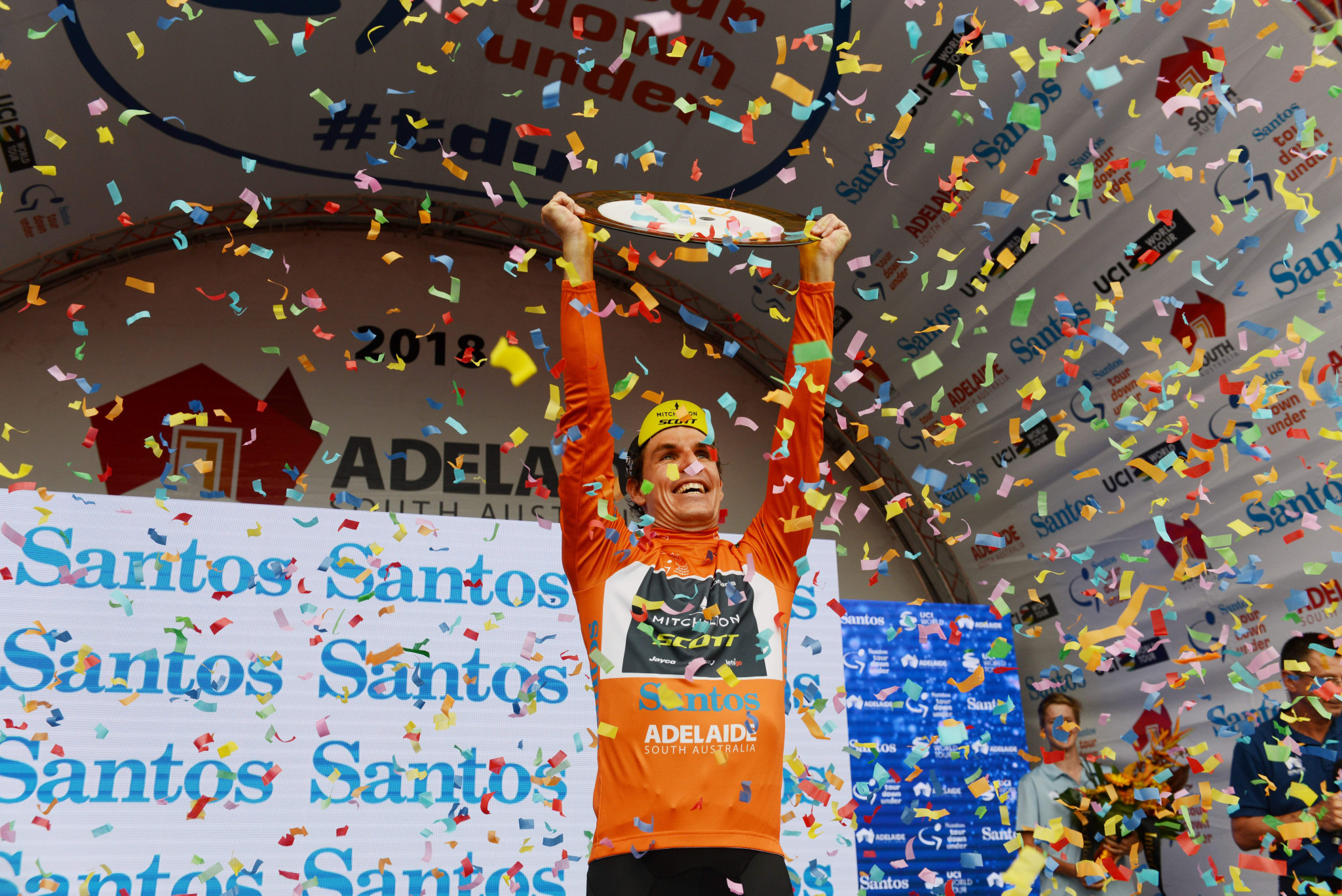 Impey wins Tour Down Under after Greipel sprints to final stage win