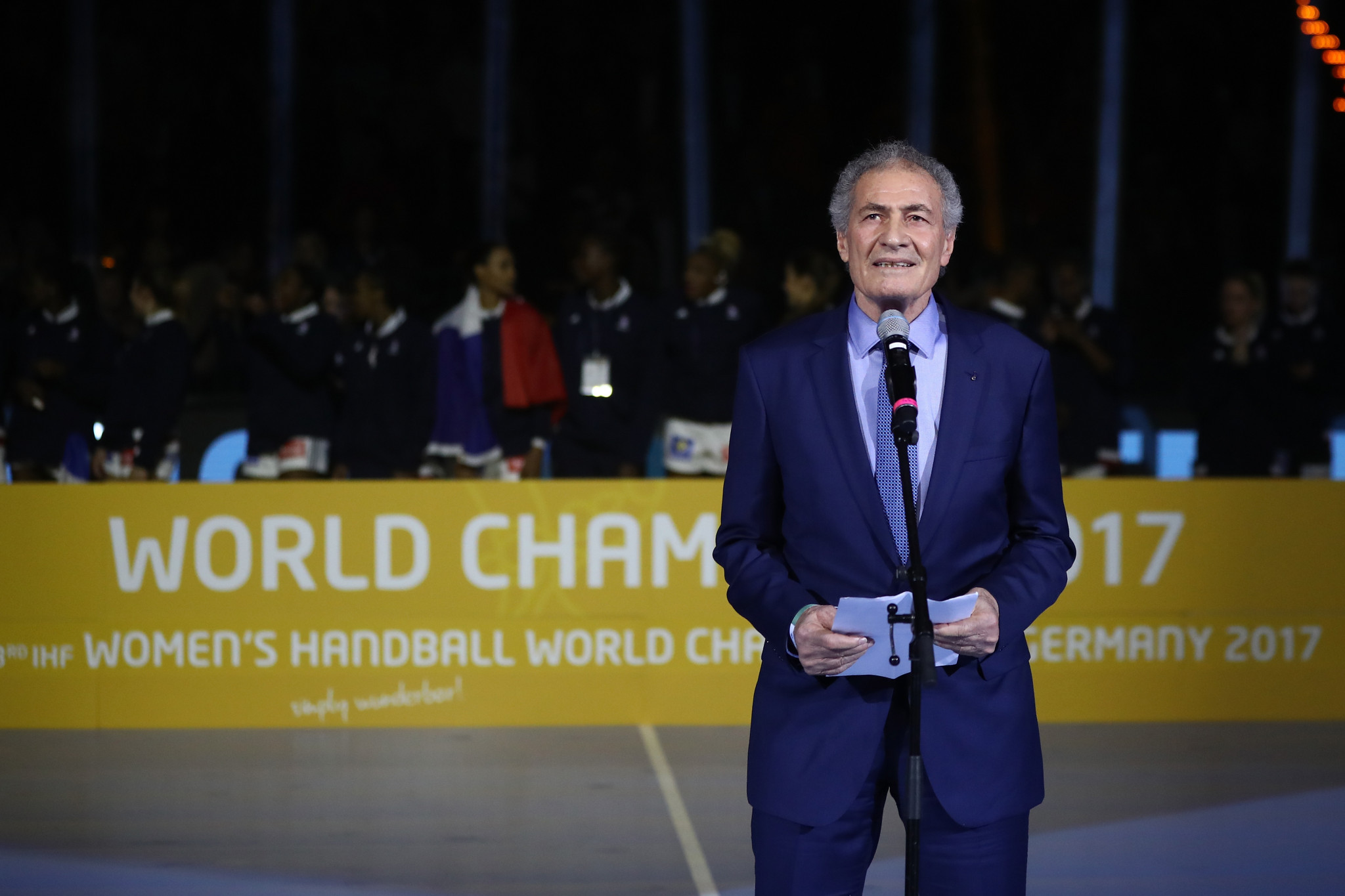 Pan-American Team Handball Federation suspended as organisation hit out at IHF President