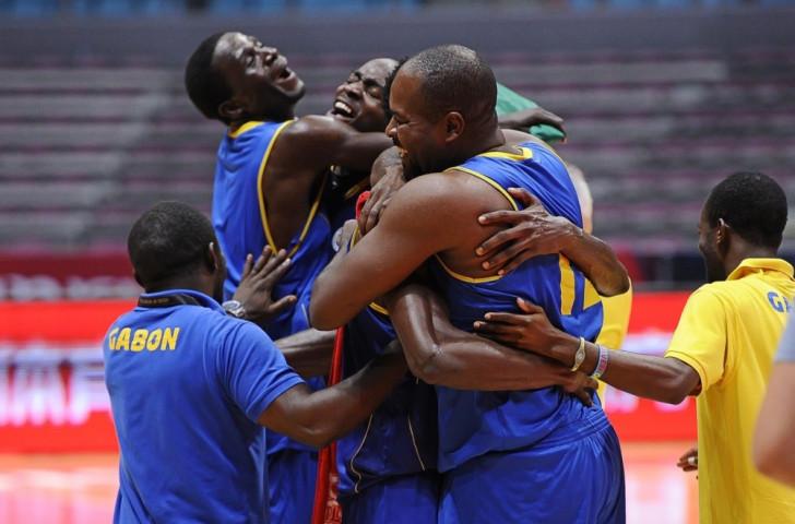 Gabon spring major surprise with victory over Cape Verde to reach Afrobasket quarter-finals