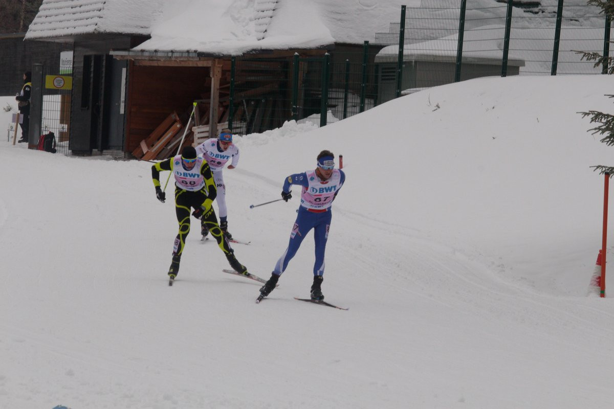 Daviet completes clean sweep at World Para Nordic Skiing World Cup