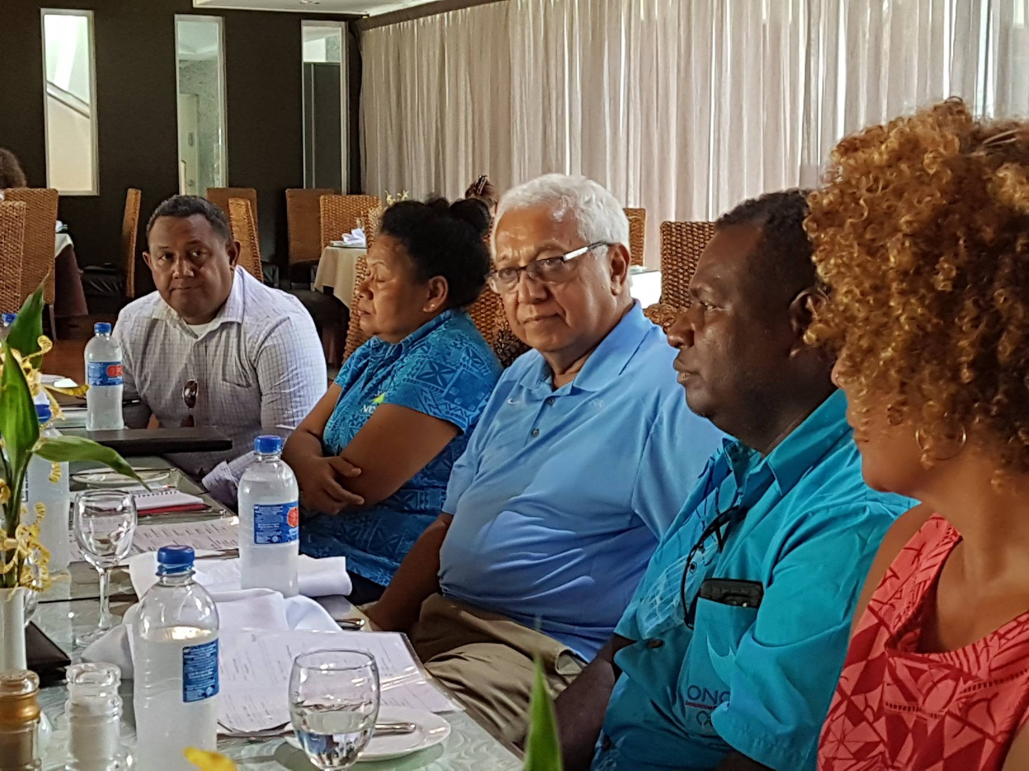 ONOC hold workshop with National Federations to boost standards in Solomon Islands