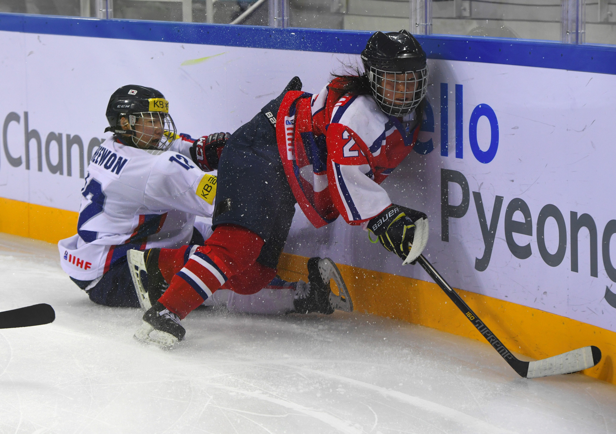 Concerns still surround the Pan-Korean ice hockey team ©Getty Images