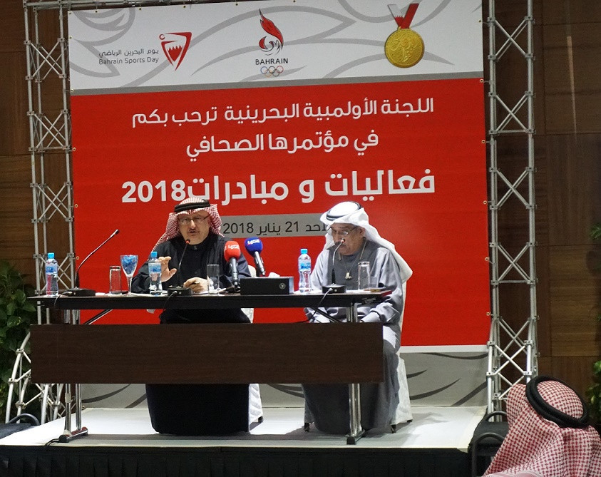 Baby Games confirmed among new Bahrain Olympic Committee initiatives