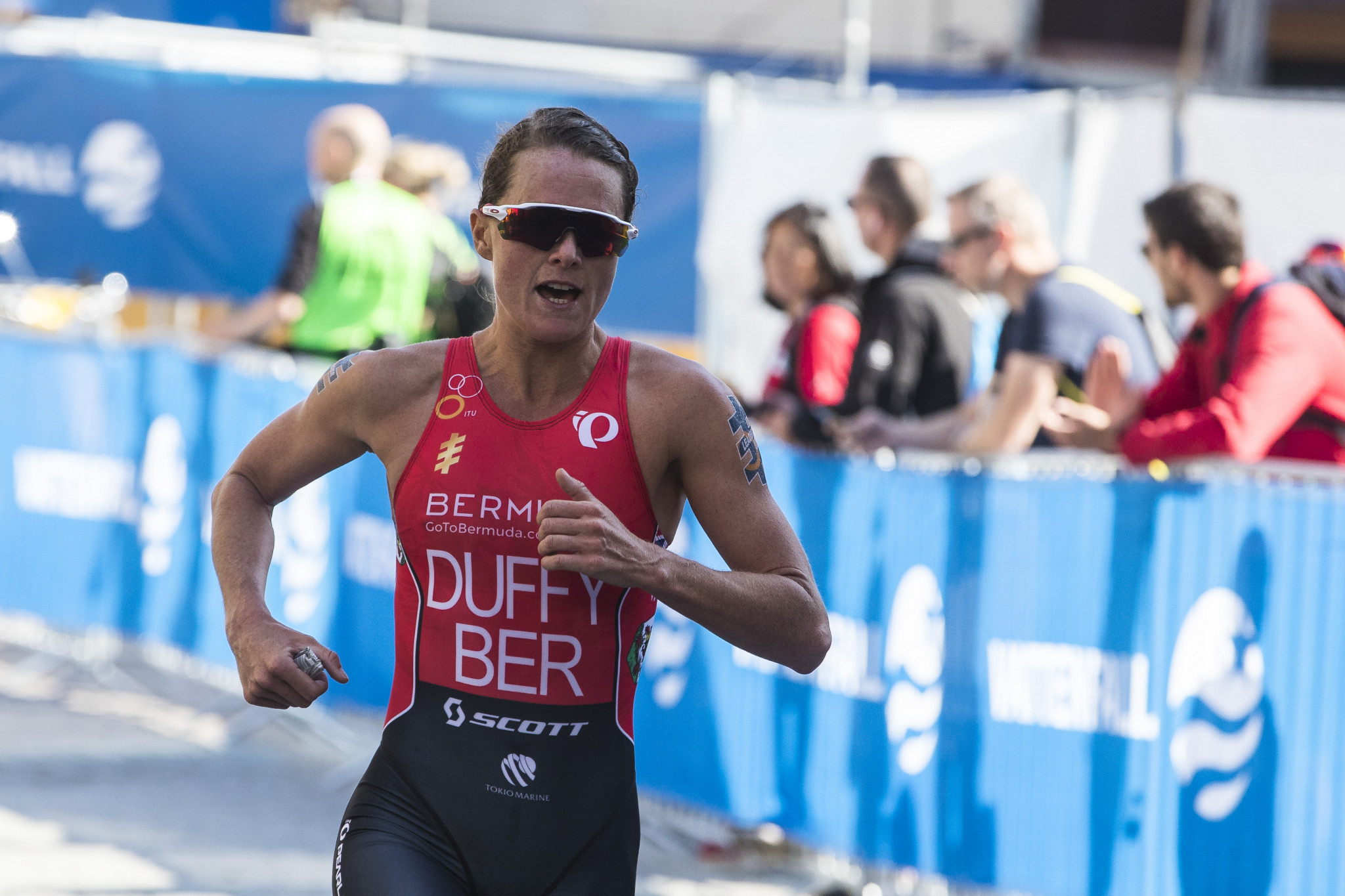 Duffy among five to receive Tokyo 2020 financial support from Bermuda Olympic Association