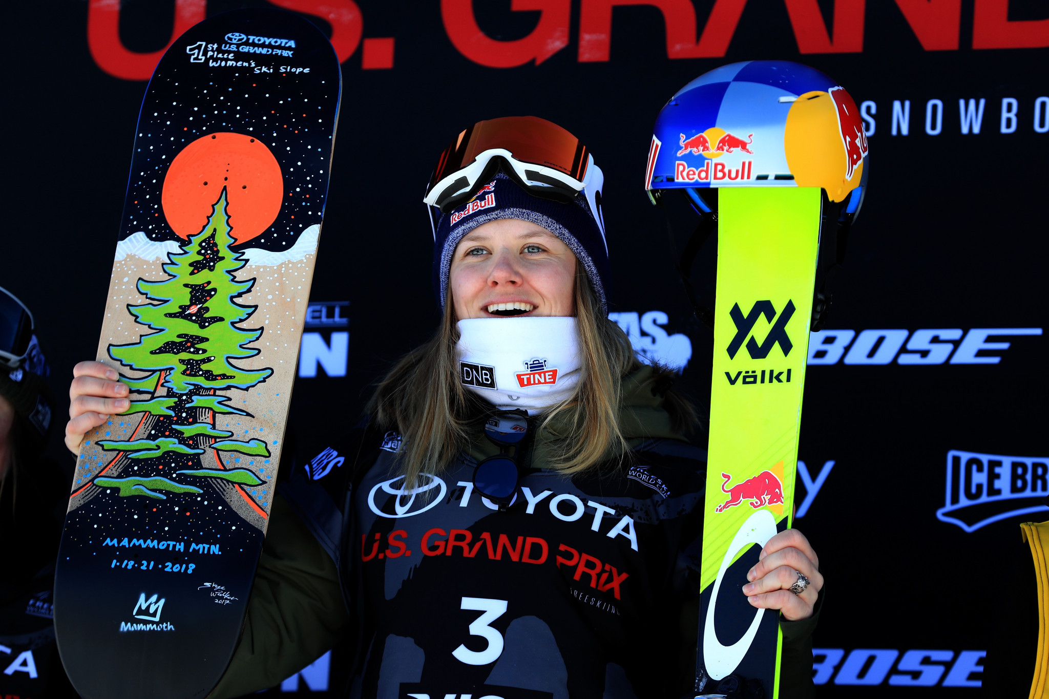 Christiansen marks injury return with Slopestyle World Cup gold