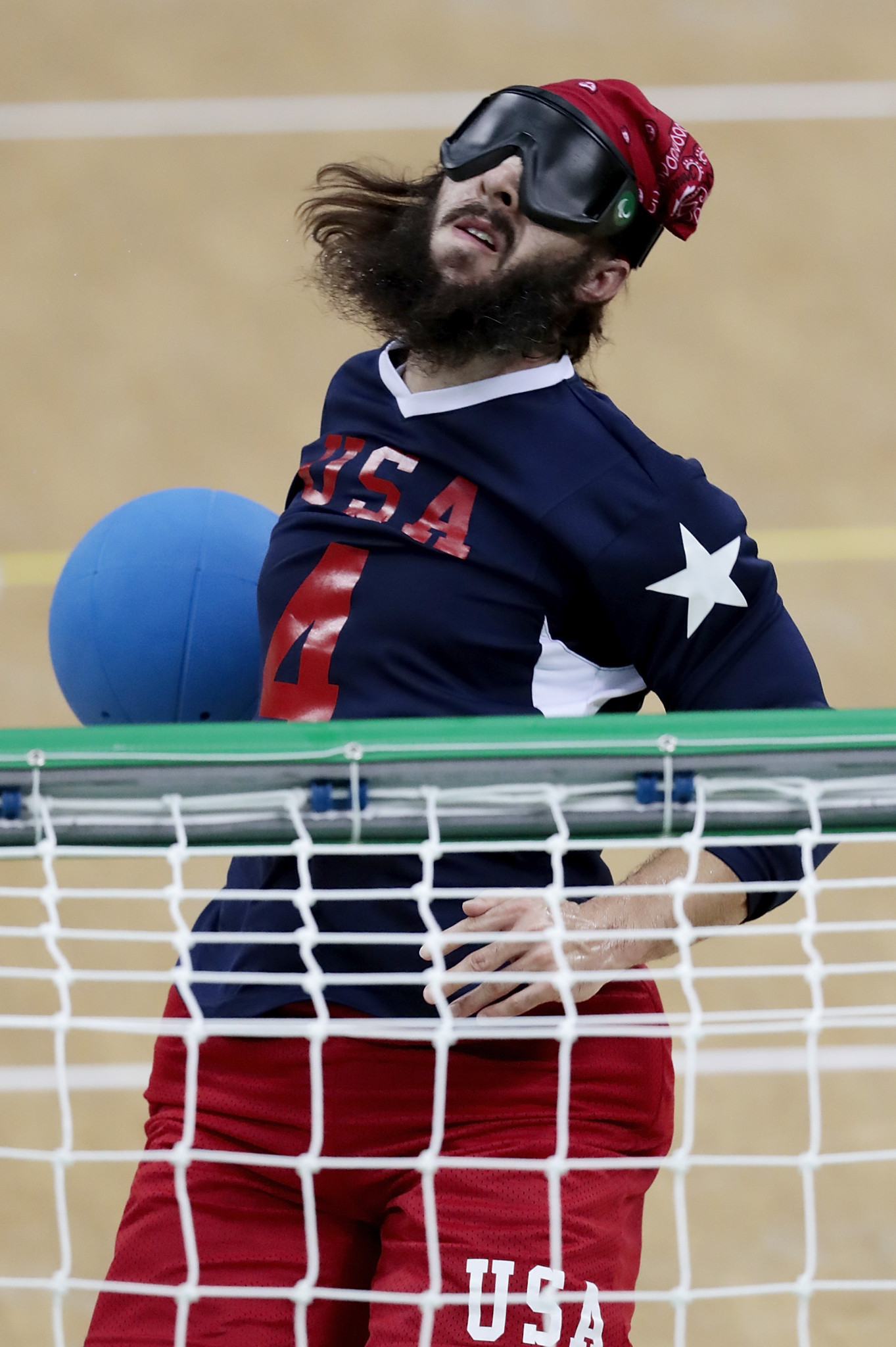 The world's best goalball teams will compete in Malmö ©Getty Images
