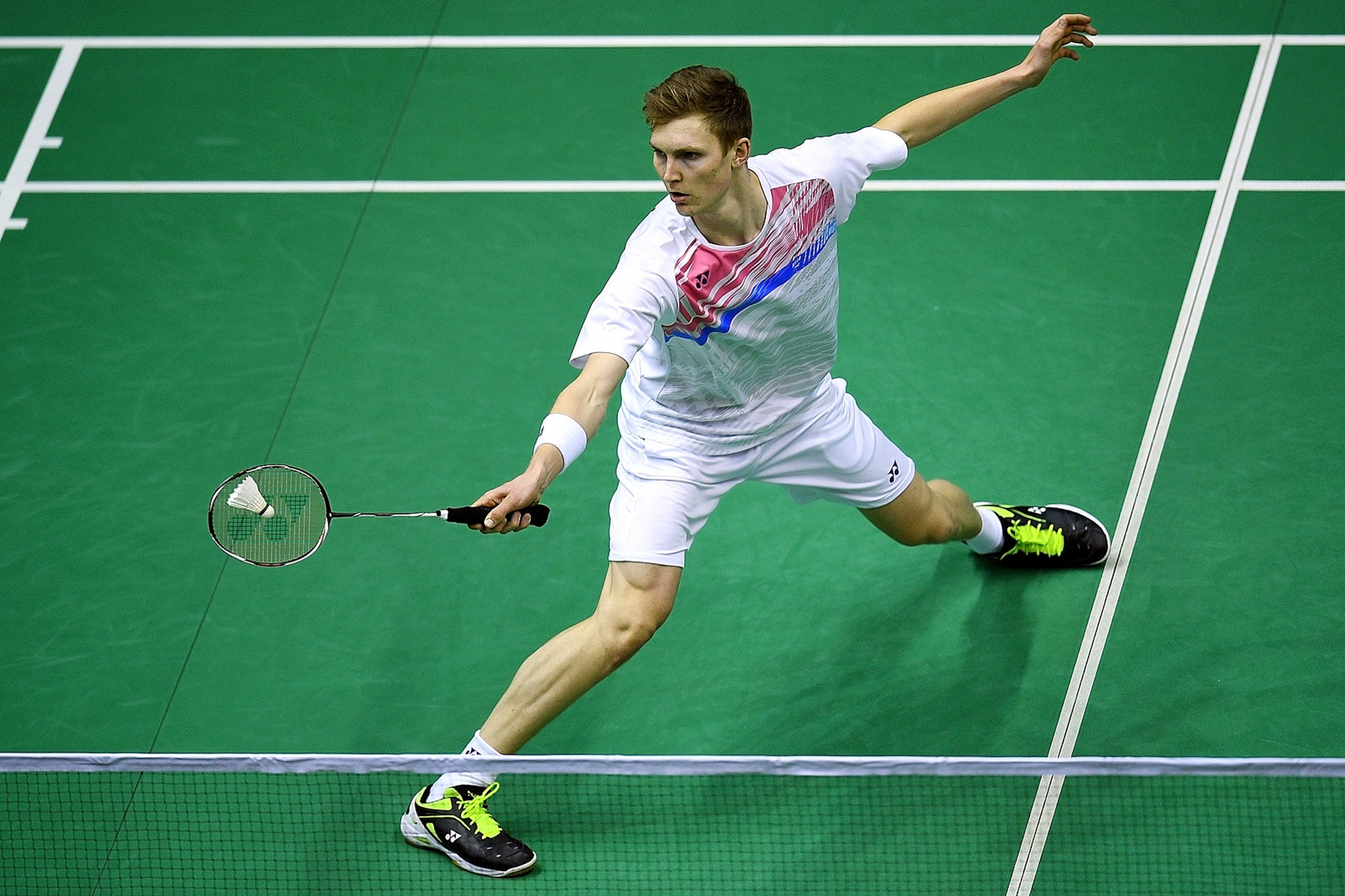 Axelsen looking for second straight BWF Masters title as circuit heads to Indonesia