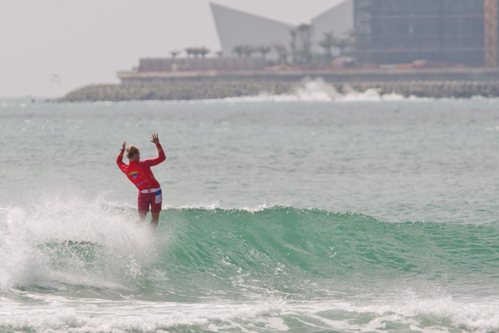 United States claim team gold at World Longboard Surfing Championships