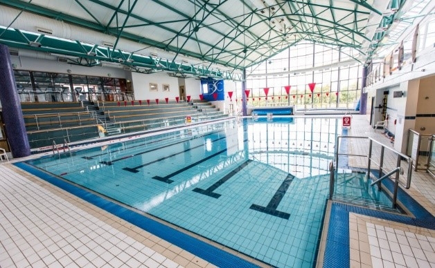 Athlone Regional Sports Centre will host swimming ©Athlone Regional Sports Centre