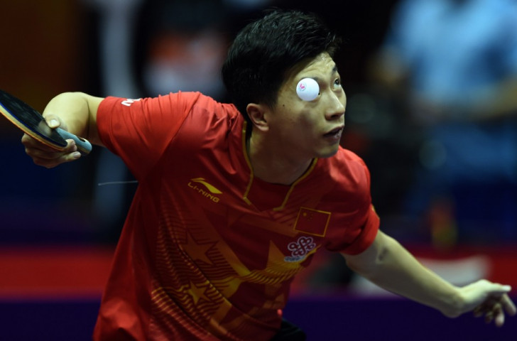 World champion Ma heads list of participants at ITTF Men's World Cup as countdown hits 50 days to go
