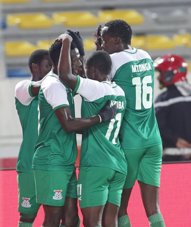 Zambia win group at African Nations Championship