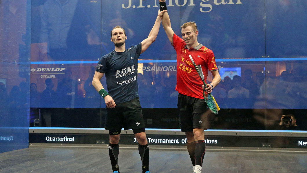 Gaultier comes out on top in epic at PSA Tournament of Champions