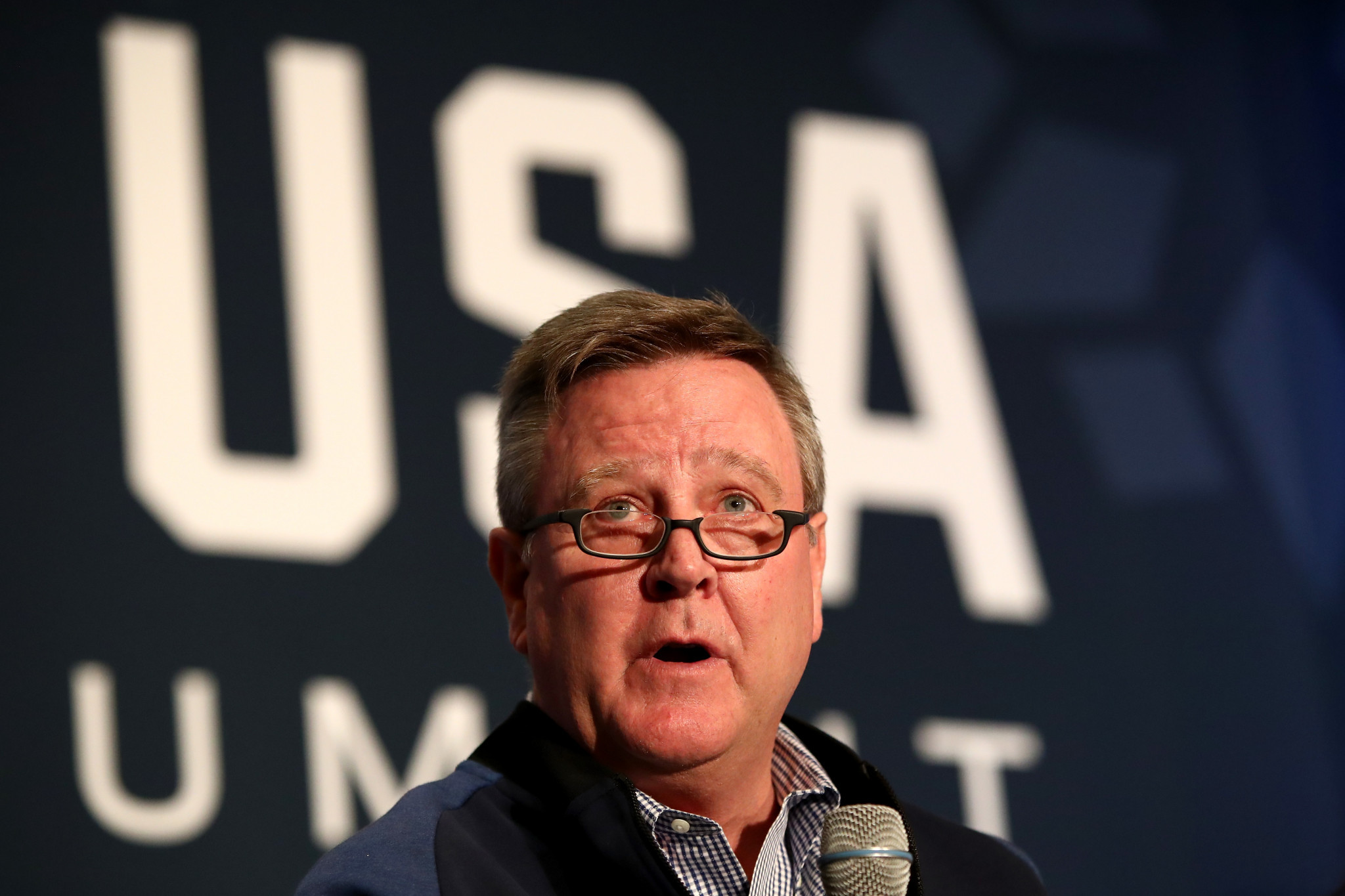 USOC chief executive Blackmun diagnosed with prostate cancer