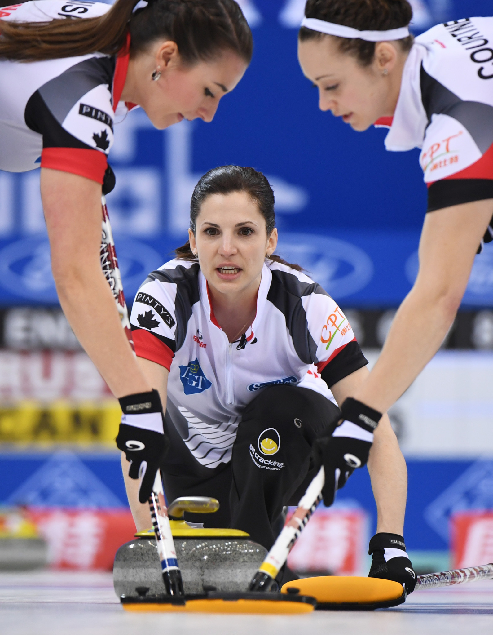 Schedule Unveiled For World Women S Curling Championship