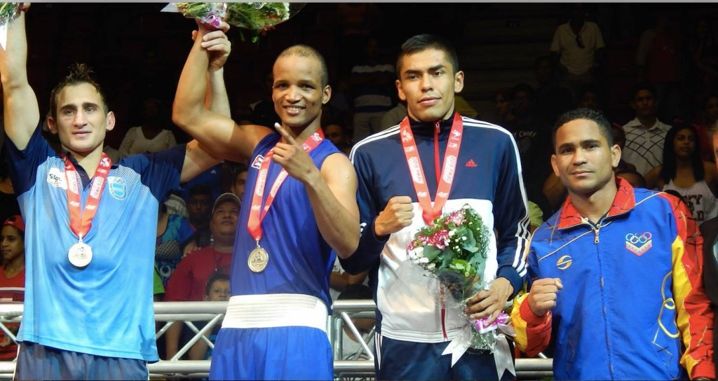 Cuba in seventh heaven on gold medal laden day at AMBC American Confederation Boxing Championships