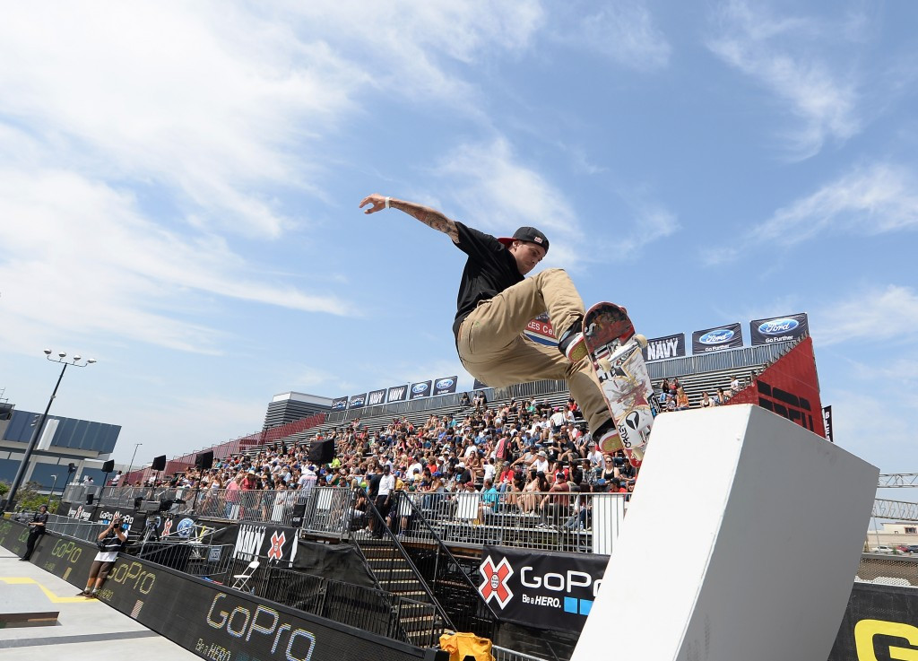 Exclusive: ISF hold meetings with IOC to discuss organising Tokyo 2020 skateboarding competition