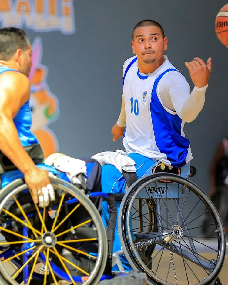 Nicaragua begin Para Central American Games with dominant wheelchair basketball victory