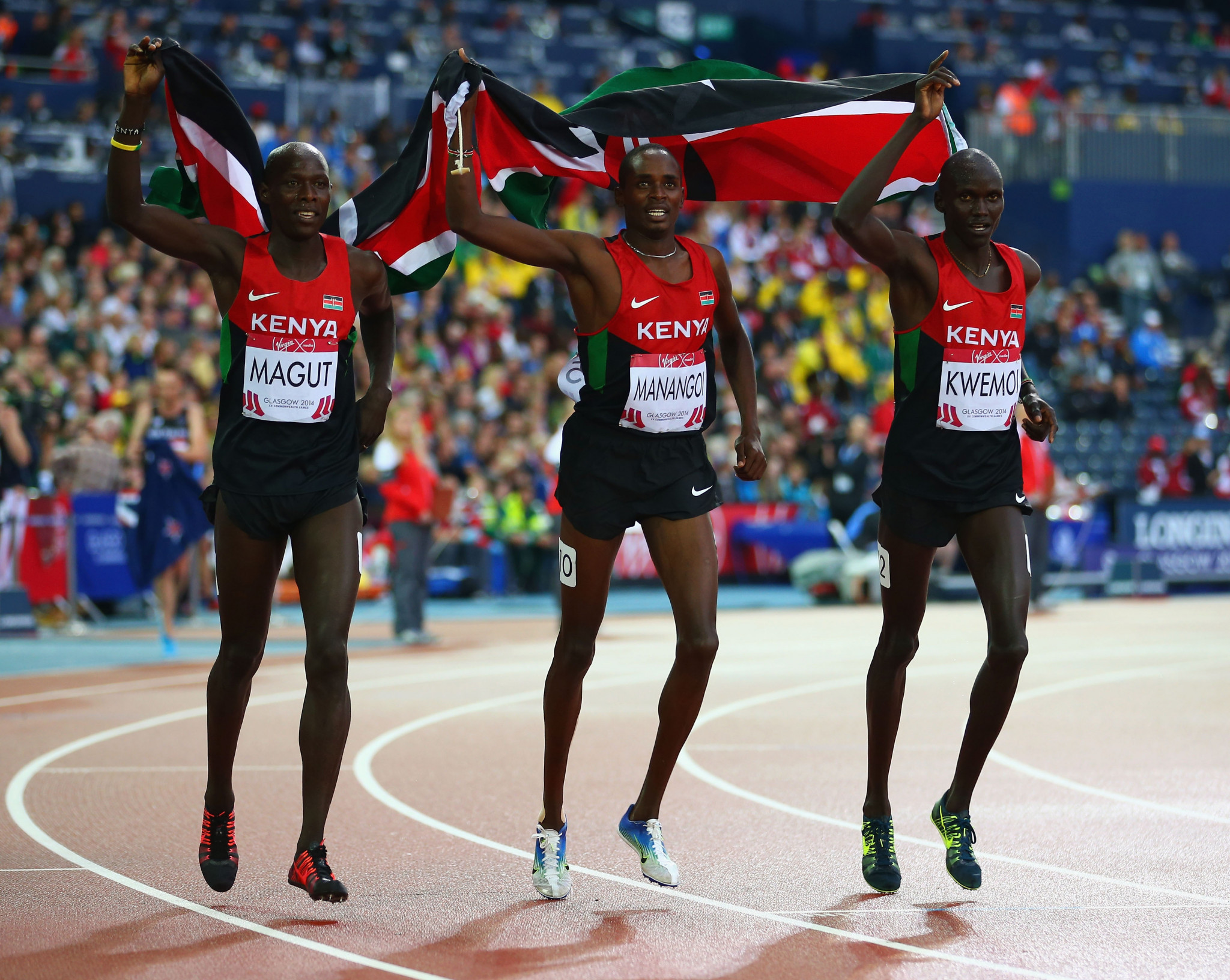 Kenya announce arrival of Gold Coast 2018 kit