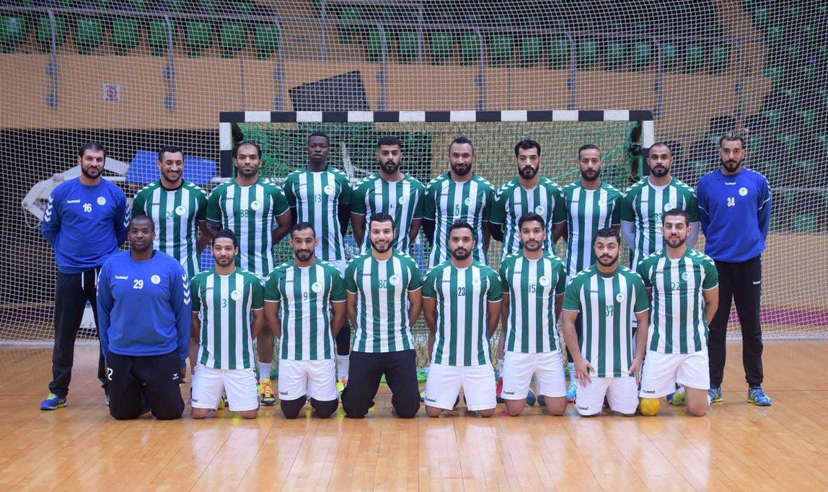 Saudova Arabija se uvrsti v četrtfinale azijskega moškega rokometnega prvenstva © Twitter
