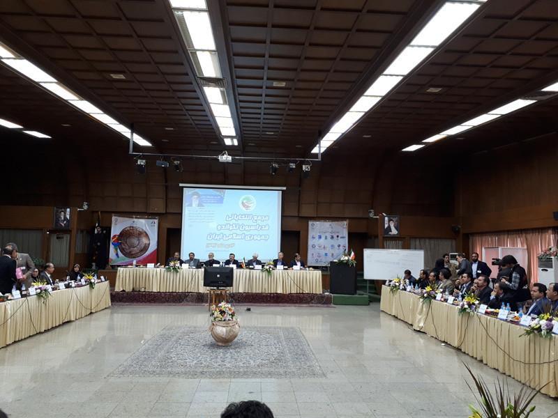Iran's taekwondo body held Presidential elections last month ©ITF