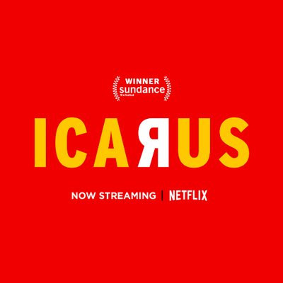 Russian doping film Icarus nominated for an Oscar