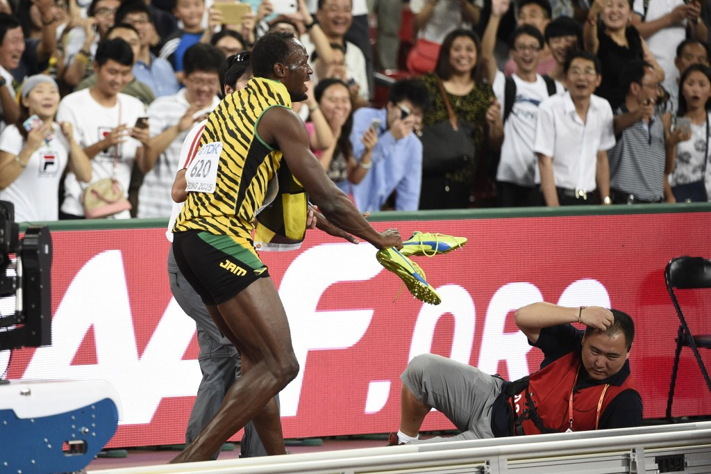 Usain Bolt hints he will end his career at Rio 2016 rather than London 2017