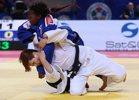 Top seed Trstenjak secures Slovenia's maiden title at World Judo Championships