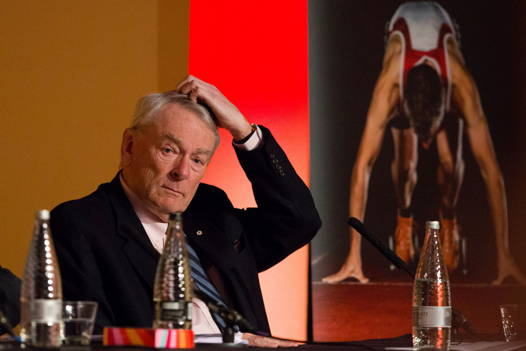 Richard Pound has criticised the IOC stance on Russian doping ©Getty Images