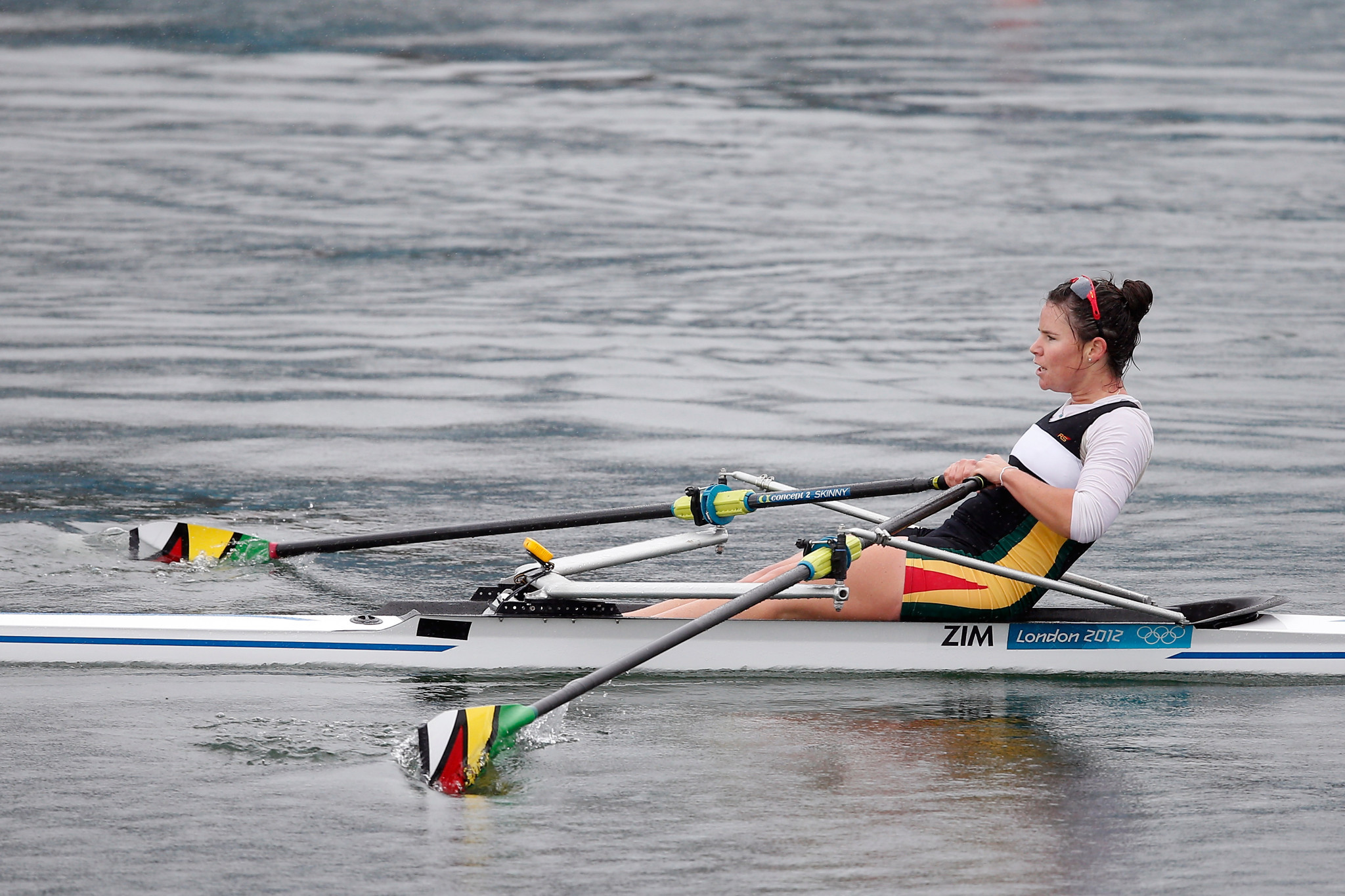Zimbabwe's Micheen Thornycroft is among the finalists ©Getty Images